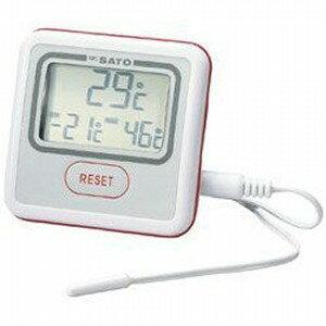 SATO佐藤計量器冷蔵庫用温度計PC-33001740-00