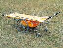 防災 救出用品 担架 搬送用品 レスキューカー 折りたたみ式救護車