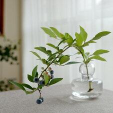 マリメッコMARIMEKKO花瓶フラワーベースクリア067642100北欧フィンランド手吹きガラス