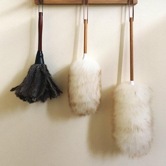 正規品 ニュージーランド製 mi woollies ニュージーランドダスター L ミーウーリーズ 羊毛ダスター ロング ウールダスター ダスター Lサイズ ラムウール 天然羊毛100% ホコリ取り はたき