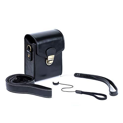 バッグ・ケース, コンパクトカメラ用カメラケース  MOSSLIAN Nikon COOLPIX A1000 A900Canon PowerShot G9 X Mark II G7 X Mark II PowerShot G5 X Mark IIPanasonic DC-TZ90 DC-TZ85 DMC-TZ70SONY DSC-RX100M6DSC-RX100M5DSC-HX 99VDSC-WX800DSC-WX700
