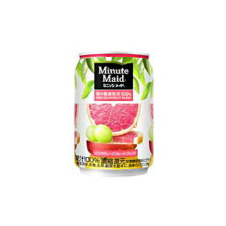MinitzmaiDPInkgrape 水果混合 280 g 可以 x 24 (日本,可口可樂)