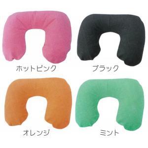推薦的毛巾布料頸枕頭*2//飛機/旅行/旅行/空氣/fs3gm 02P30Nov13