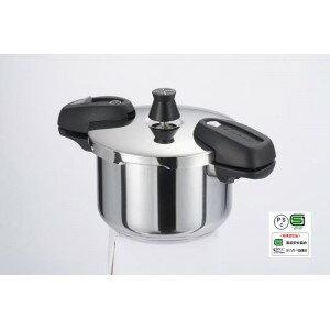 不知道廚師新 RO:TA 手壓力鍋 (蒸更新) (NDA40S) 4 L 壓力罐 / 手 / 排名 / 食譜 / 精選 / 壓力罐 /IH 灶/IH/IH 支援 fs04gm