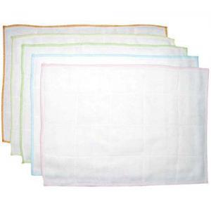 棉花紗布布 5 插入 x 4 集 / 毛巾 / 布 / 廚房巾,廚房巾 / 板屋面 / 單擦 / 桌巾 /