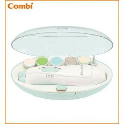 Combi(コンビ) ベビーレーベル ネイルケアセット レーベルアイスミント(BL) ニッパー 爪切り 爪きり 安全 ハイグレード ネイル ネイルクリッパー ベビー 赤ちゃん