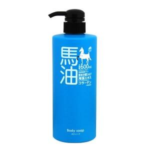 馬油皂 600 毫升、 沐浴露、 皂、 沐浴乳 / 泡沫 / 有機草藥 / 特色 / 好氣味 /