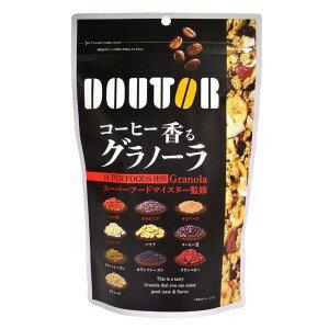 DOUTOR ドトール コーヒー香るグラノーラ 210g×20袋【食品につき返品不可・送料無料】