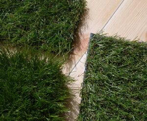 人工芝 芝生 芝 人工芝生 ハイグレードタイプ ホテルや結婚式場でも使用の ●本物と見分けがつ...