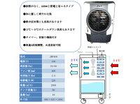扇風機JRF-400