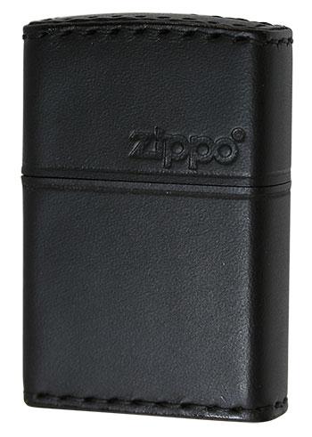 喫煙具, ライター Zippo REAL LEATHER B-5 zippo
