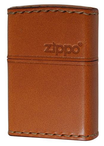 喫煙具, ライター Zippo REAL LEATHER LB-5 zippo