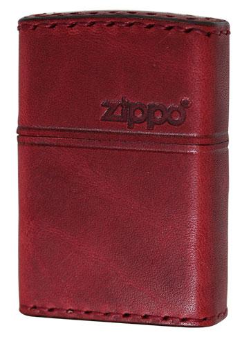 喫煙具, ライター Zippo REAL LEATHER RD-5 zippo