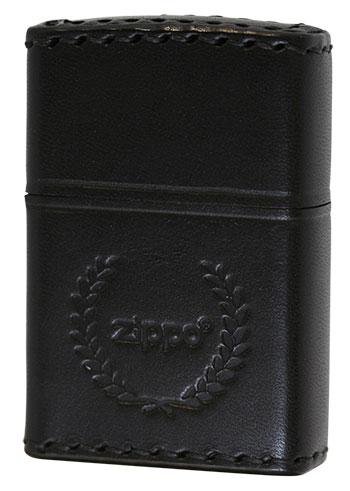 喫煙具, ライター Zippo REAL LEATHER B-7 zippo