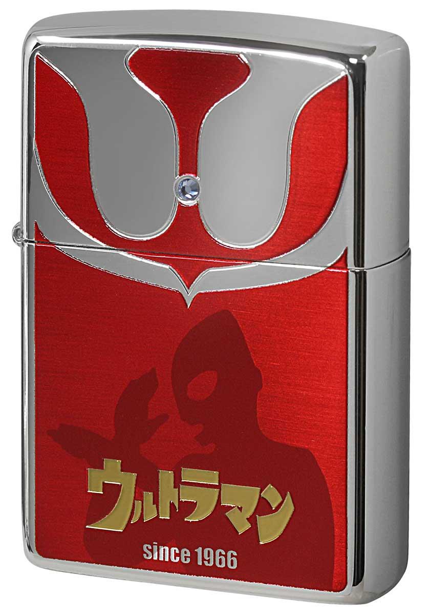 Zippo ジッポー キャラクター ULTRAMAN ウルトラマン 70658 zippo ジッポ ライター オプション購入で名入れ可 メール便可画像