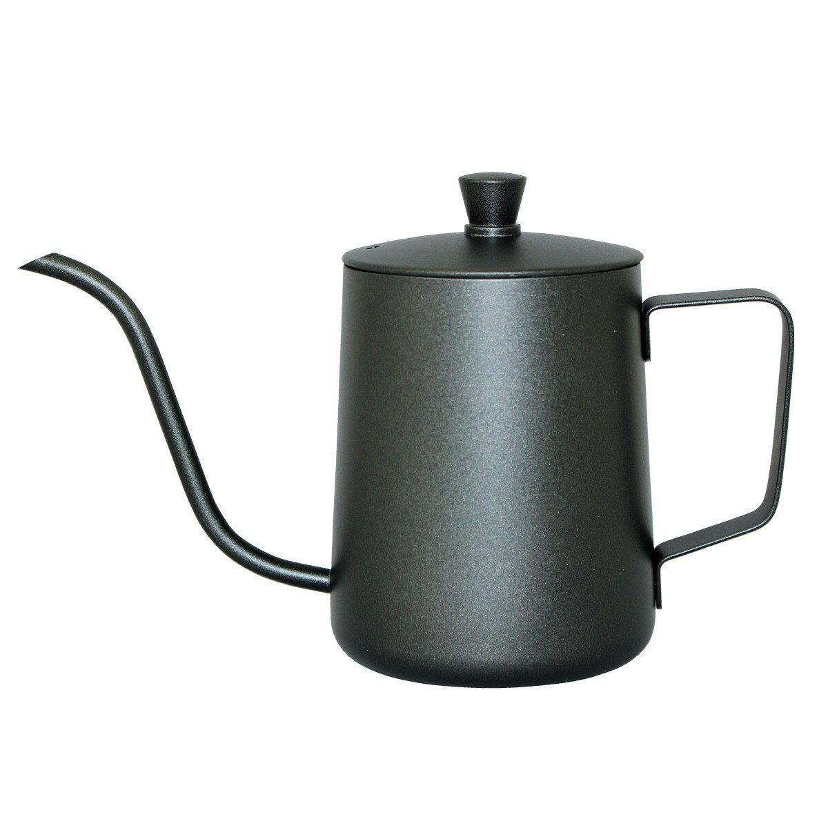 コーヒーポット ドリップケトル ホームメイドカフェ ドリップポット 黒 51434 コーヒーグッズ特集 ギフト プレゼント 贈り物