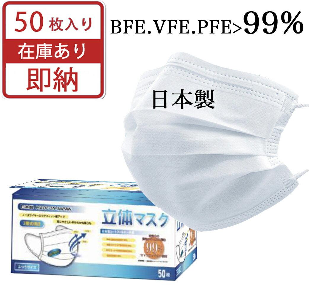 日本 製 マスク 使い捨て