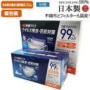 PREMIUM 補助金対象 マスク 日本製 個包装 不織布