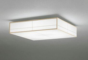 ODELIC オーデリック (OX) リモコン付LED和風シーリングライト〜8畳調光調色タイプ OL291024