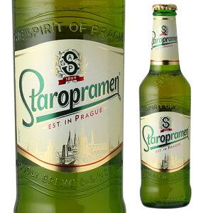 【単品販売】プラハNo.1ビール!スタロプラメン330ml瓶[チェコ][輸入ビール]【YDKG-k】【ky】