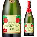マディ アップル ドライ スパークリングワイン 750ml 長野県 泡 Muddy にごり シードル ワイン リンゴ 林檎 長S