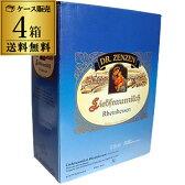 《箱ワイン》リープフラウミルヒ QbA 3L×4箱【ケース(4箱入)】【送料無料】[ボックスワイン][BOX]