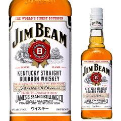 ジムビーム  正規 700ml 40度[ジンビーム][ジム・ビーム][ウイスキー][バーボン]…
