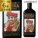 (全品P2倍 7/5限定)ニッカ ブラックニッカ スペシャル 720ml×6本販売 [送料無料][ウイスキー][ウィスキー] 日本 国産 japanese whisky [長S]