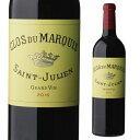 クロ デュ マルキ 2016 シャトー レオヴィル ラス カ−ズ 750ml 格付2級 フランス ボルドー セカンド 赤ワイン