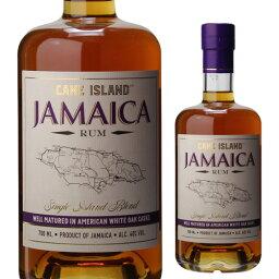 ケーンアイランド ジャマイカ 700ml 40度 ラム RUM ラム酒 スピリッツ 長S