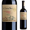 (全品P3倍 4/25限定)コノスル オーガニック カベルネ ソーヴィニヨン/カルメネール/シラー 750ml 長S 赤ワイン 自然派ワイン ヴァン ナチュール 自然派 ビオ BIO 母の日 父の日