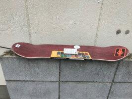 【GIRL】ILLMINATEDMIKEMOCAPALDI8.0×31.5SkateboardDeckガールスケートボードデッキ