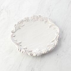 【SarahGrace】ELIOSMYFLOWERエリオスサラダプレート23cmホワイトプレート食器お皿デザート皿デザートプレートブランドシンプルおしゃれパーティーサラグレース