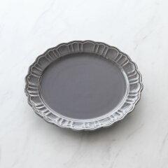 【studiom】スタジオエム/スタジオMPomponner240plateポンポネ240プレート24cmグレー食器お皿デザート皿デザートプレートブランドシンプルおしゃれパーティー