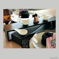 cotoro(コとロ)ブラック越前塗木製のセンターピース。テーブルコーディネートに大活躍する組み合わせ自由なセンターアイテム贈答品プレゼントテーブルウェアおもてなしおうちごはん日本製