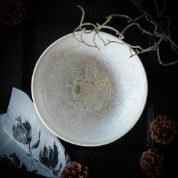 大堀相馬焼 京月窯 紫彩 台形ボウル どんぶり うつわ 贈答品 プレゼント テーブルウェア おもてなし おうちごはん 日本製