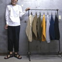 【 Goodwear / グッドウェア 】 L/S CREW NECK POCKET TEE / 長袖 ポケット Tシャツ GOOD WEAR ◆ MADE IN U.S.A. [ソーズカンパニー] ◆ 日本正規代理店商品