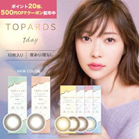 TOPARDS1DAY10枚入り