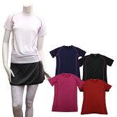 山ガールファッション ランニングウェア Tシャツ 吸汗速乾 フィットネスウェア ヨガウェア ウォーキング スポーツウェア レディース トップス 大きいサイズまで