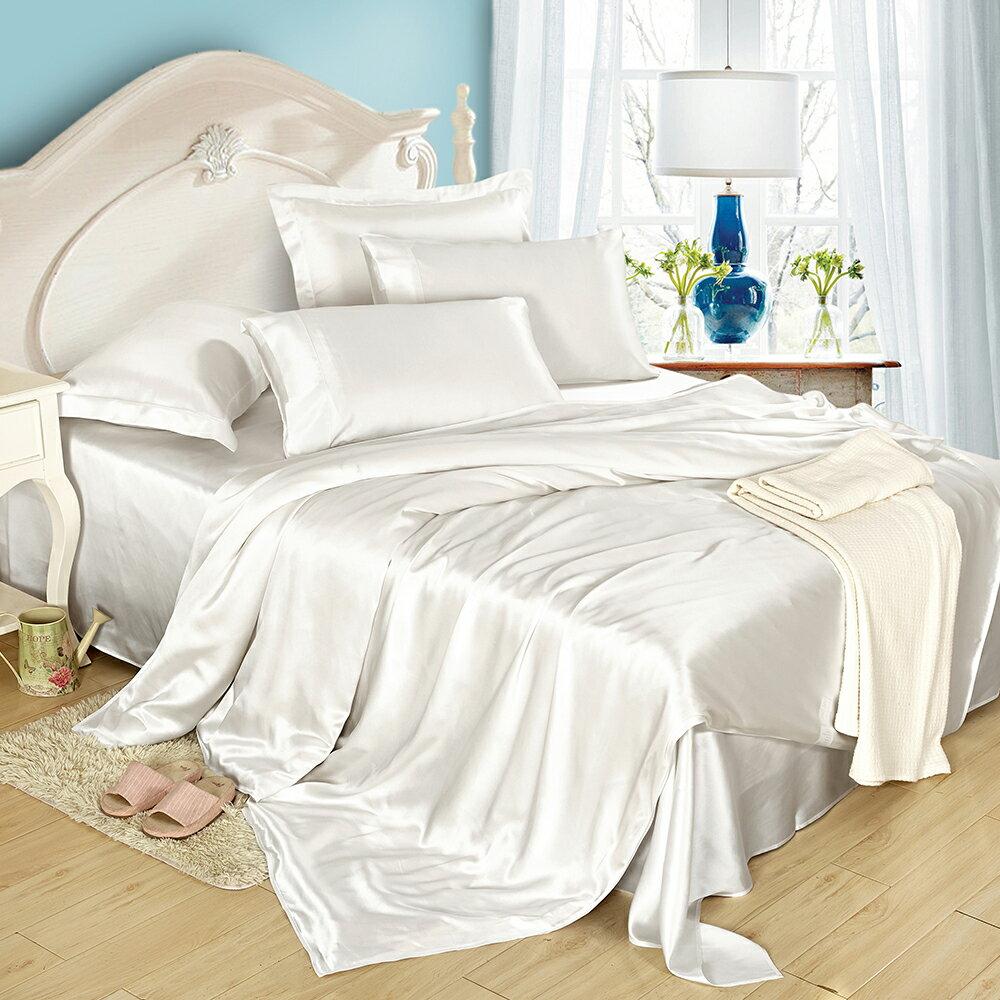 新生活応援 寝具セット リリーシルク ホテル仕様 シルク100% 3点セット リリーシルク 25匁 クイーン 掛け布団カバー 210x210cm 1枚+枕カバー 額縁付き 50x70cm 2枚:LILYSILK JAPAN