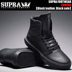 SUPRACAMINOS53503/BBBBlackfull-grainleather.Blacksole.【スープラスニーカー】