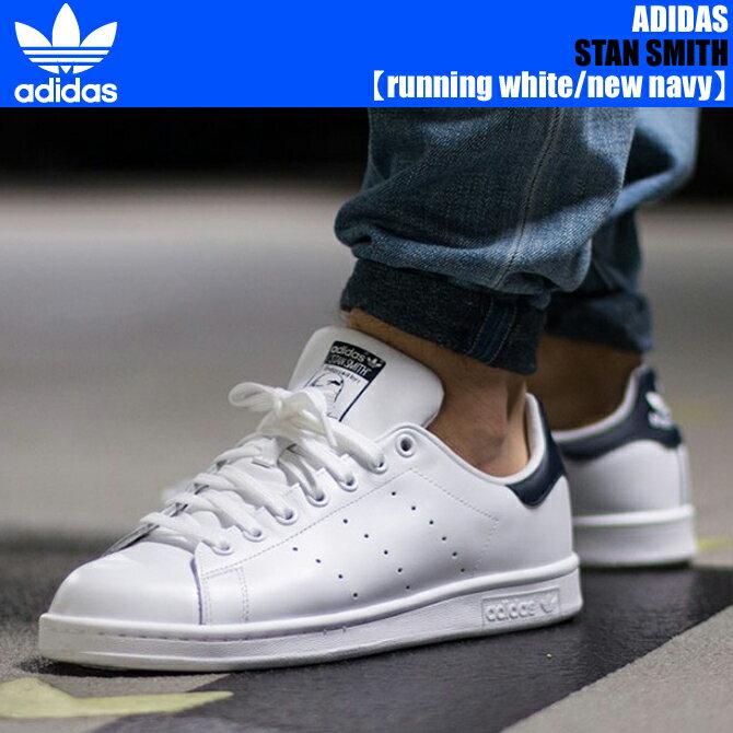 メンズ靴, スニーカー adidas STAN SMITH whitenavy M20325 m20325