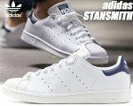 adidasSTANSMITHwht/navy