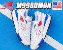 【ニューバランス M998】NEW BALANCE M998DMON ...