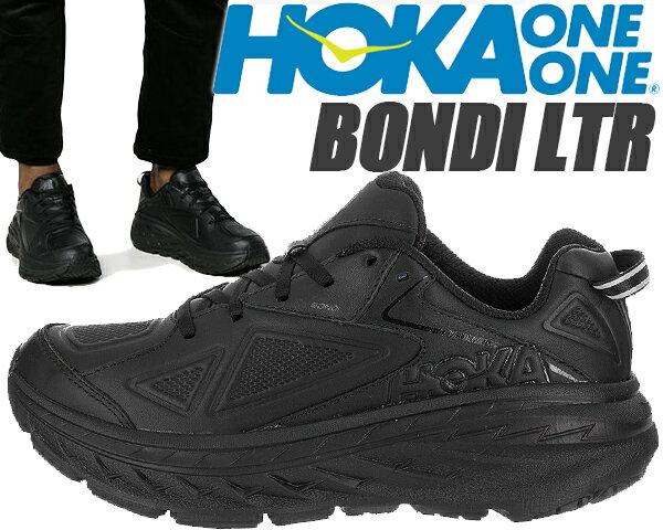 メンズ靴, スニーカー HOKA ONE ONE BONDI LTR blackblk 1019496
