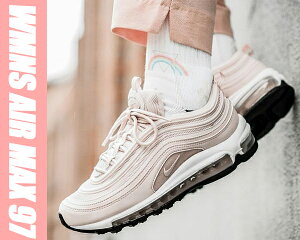 NIKE WMNS AIR MAX 97 barely rose barely rose-black ナイキ ウィメンズ エアマックス 97  スニーカー レディース ピンク AIR... NIKE WMNS AIR MAX 97 barely ... 92d1a10e5