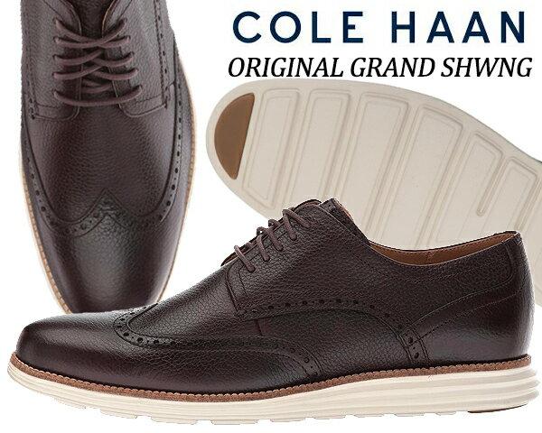 メンズ靴, ビジネスシューズ COLE HAAN ORIGINAL GRAND SHWNG javaivory c26475