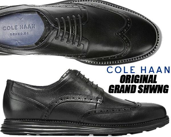 メンズ靴, ビジネスシューズ COLE HAAN ORIGINAL GRAND SHWNG blackblack