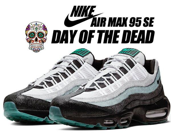 メンズ靴, スニーカー NIKE AIR MAX 95 SE DAY OF THE DEAD anthraciteblack-cool grey ct1139-001 95 AM95