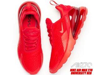NIKE AIR MAX 270 TRIPLE RED university red/university red cv7544-600 ナイキ エアマックス 270 スニーカー AM270 トリプルレッド